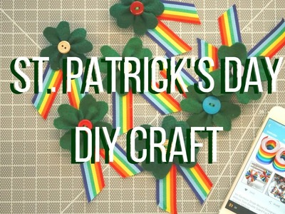 Watch Me Craft | St. Patrick's Day