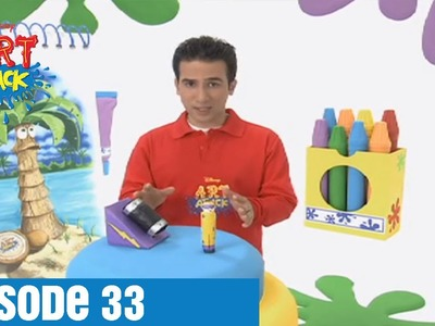 Art Attack | Season 2 Episode 33 | Disney India Official