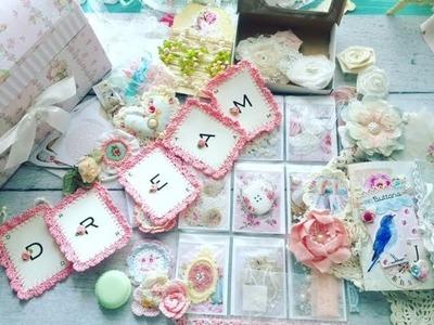 Beautiful Swap & Handmade Gifts from Vilma