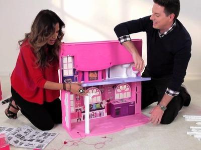 Building a Barbie 3-Story Dream House