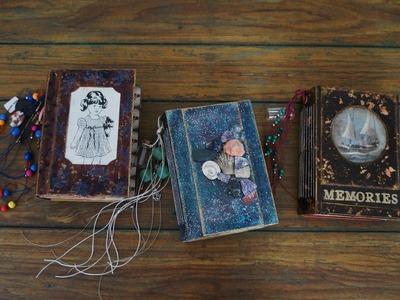 Handmade Journals - Last Etsy Restock 2016