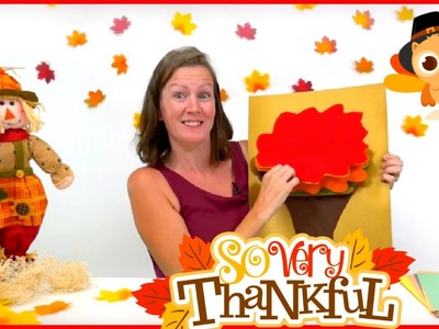 Happy Thanksgiving 2016 Fun Art Crafts for Kids Educational Easy Holiday Decor for Thanksgiving Day