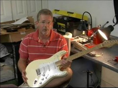 How to Build Your Own Guitar : How to Attach the Neck on a Guitar
