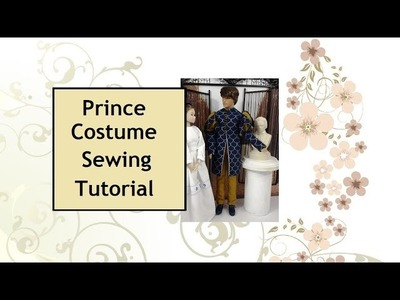 How to Make a Prince Charming Costume for Ken Dolls
