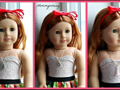 Huge American Girl Doll Jewelry Haul from Elite Doll World!