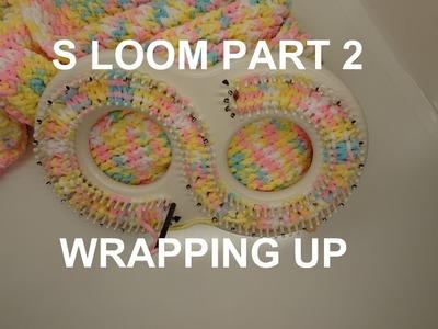 KB Super Afghan Loom (S loom) Part 2.2