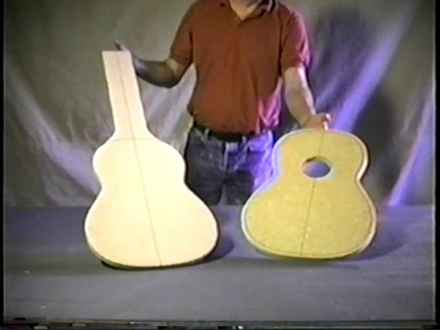 Making Guitar #1