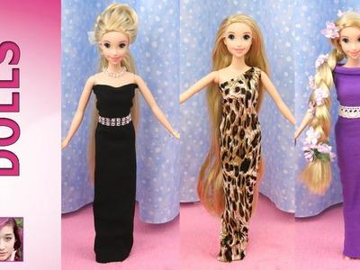 Rapunzel's Fashion Show Part 1