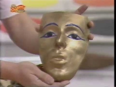 Art Attack series 1 episode 5 TVS Production 1990