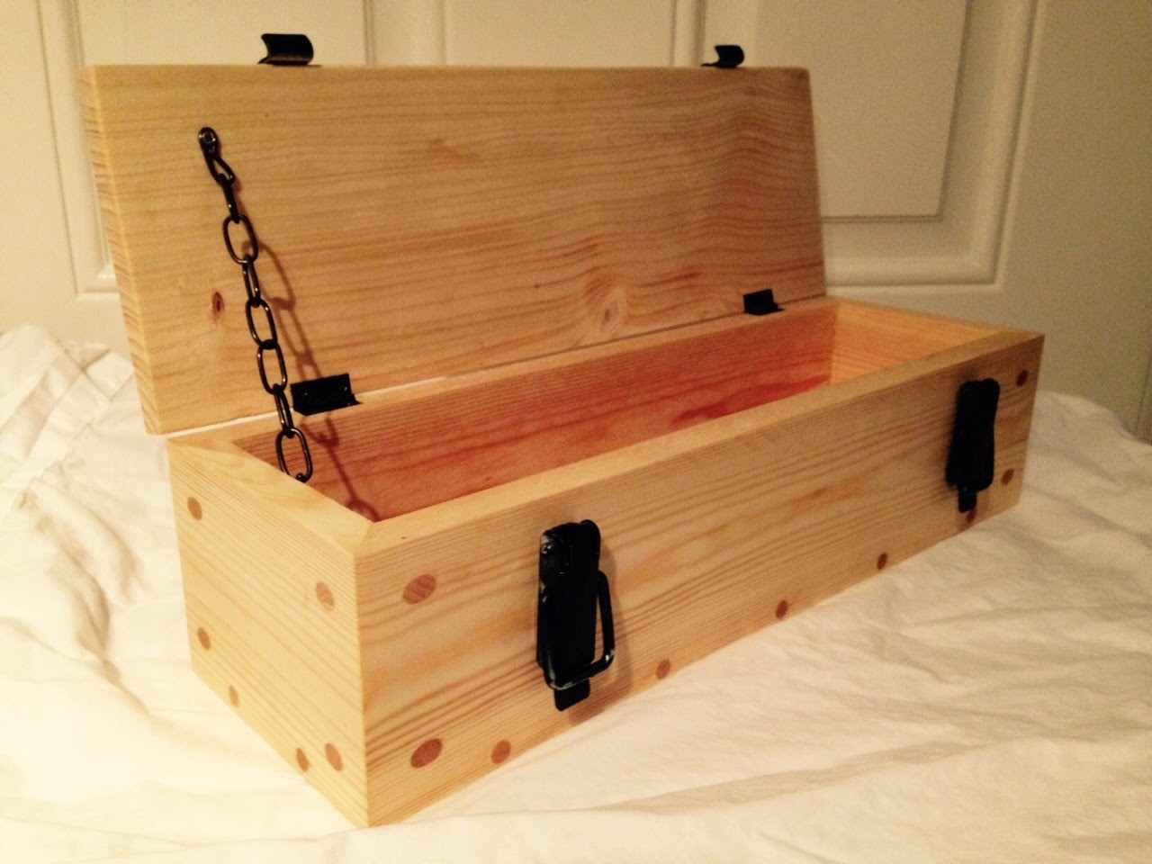 How To Make A Pallet Wood Gift Box Upcycle Challenge 2015