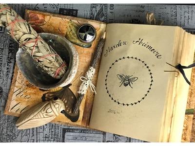 My Garden Journal. Grimoire