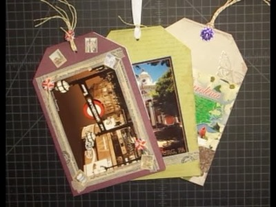 Post Cards From You Memory Box  Part 1