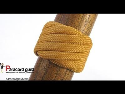 Single strand Matthew Walker knot