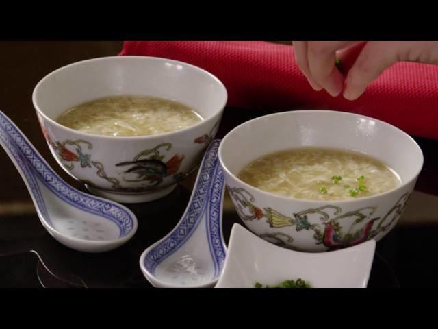 Soup Recipes - How to Make Egg Drop Soup