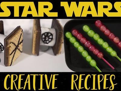 STAR WARS Decoration Ideas - Creative ideas  | Recipes | Fun