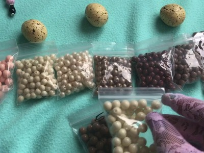 BEAD HAUL TIME!!! AliExpress $ eBay- CRYSTALS, GLASS PEARLS, KAWAII BEADS & MORE!!