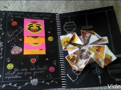 Best scrapbook - easy to make.
