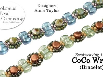 CoCo Wrap Bracelet (Tutorial)