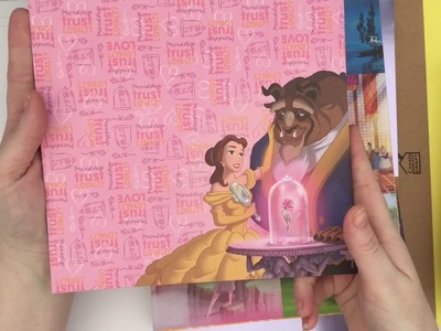 Create and craft Haul! Cardstock, glitter and Disney!