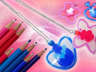 DIY- Winx Club Fairydust Necklace For Yourself!