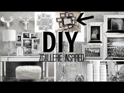DIY ZGALLERIE INSPIRED - DOLLAR TREE DIY 2017