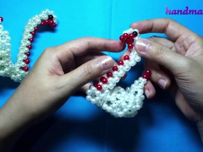 How to make Beads Swan (4.5)