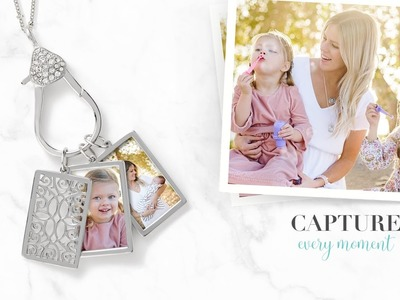 Origami Owl Gifting 2017 Collection: Photo Pendant