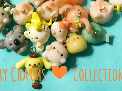 Polymer Clay Charm Collection #1