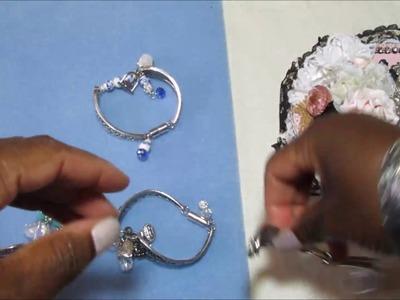 Silver Spoon Bracelet Tutorial