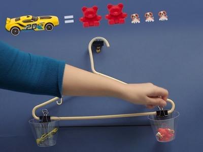 Teach Mass and Measurement: DIY Weigh Station