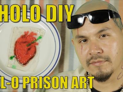 Cholo DIY: Jell-O Prison Art - mitú