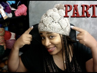 CROCHET TUTORIAL TIME: STRAWBERRY BEANIE PART 1