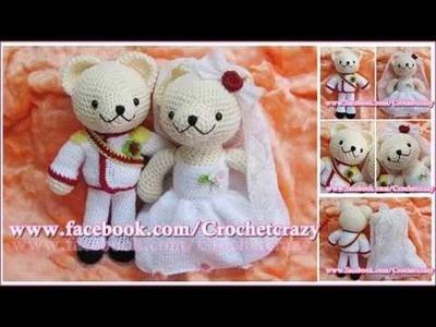 Crochetcrazy_aim [Wedding crochet dolls. ตุ๊กตาถัก คู่แต่งงาน (1)]