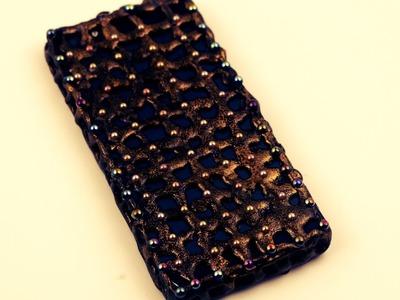 DIY Crafts: Hot Glue Phone Case