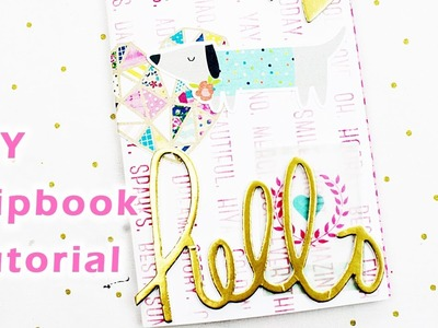 DIY Flipbook Tutorial | Snail mail Ideas