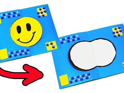 DIY Gifts: How to make card. twist card tutorial. greeting card. diy card ideas.  Julia DIY