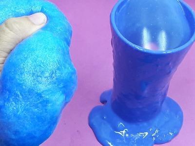 DIY How to make Saline Solution Slime   Eyedrops Slime Tutorial