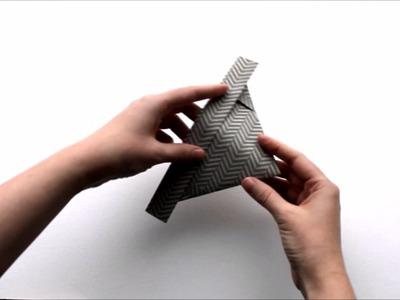 DIY Origami Wreath Tutorial