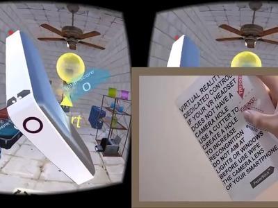 DIY PaperStick 2 VR controller