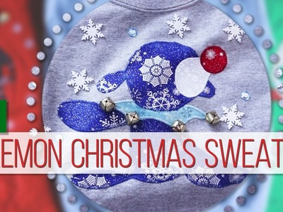 DIY Pokemon Christmas Sweaters!    MangoSirene