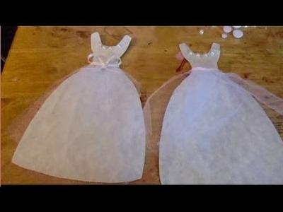 DIY: Princess Dress Invitations!