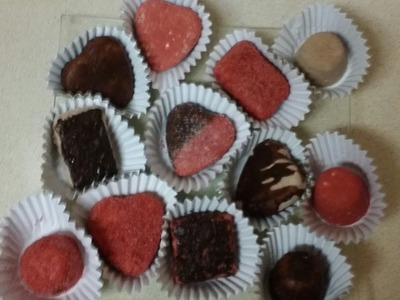 Valentines NIGHT!! DIY: Decadent  Moisturizing Foaming Bath Truffles