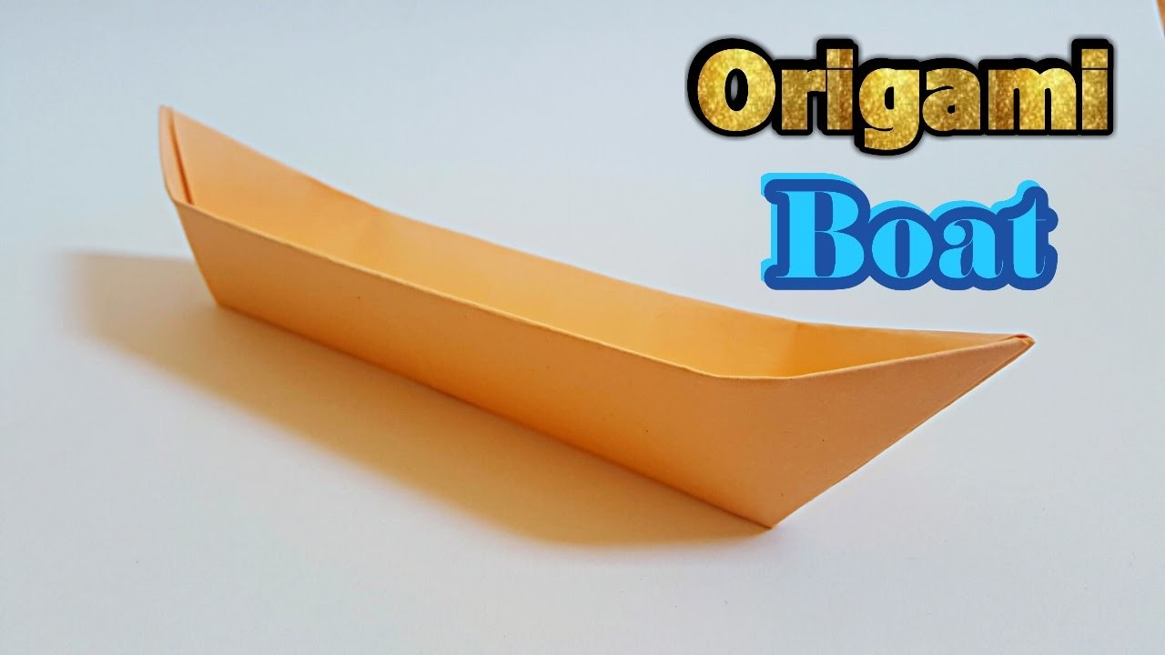 how to make origami com
