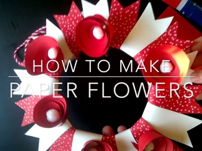 How To Make Christmas Decoration With Paper
