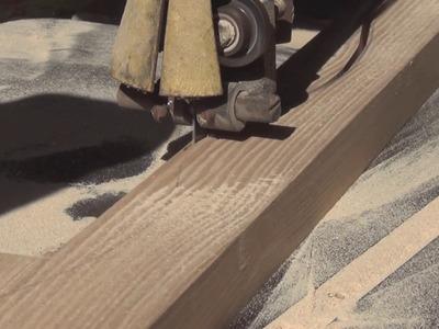 How to make crossbow tiller