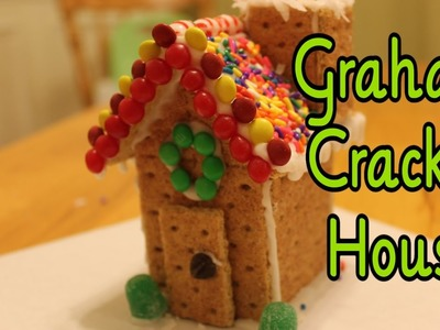 How To: Make Graham Cracker House
