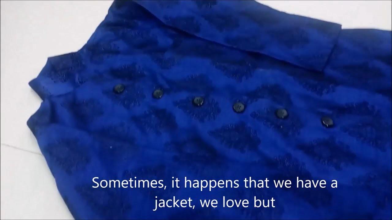 How To Stitch Cuff