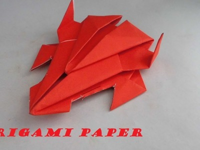 Origami Car - How To Make Paper Stealth Car - Origami Paper