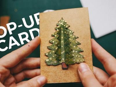Sassy Christmas Card DIY