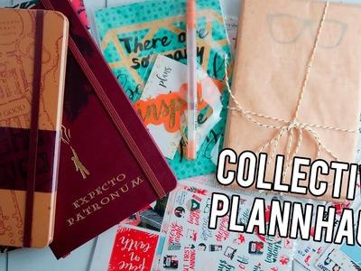 Collective Planner Haul ft. Pretty on Paper Co, Erin Condren, Color Pop Paper & More!